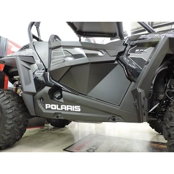 Aluminum lower Doors Lower Door Panel Inserts for Polaris RZR 900 XC RZR S 900