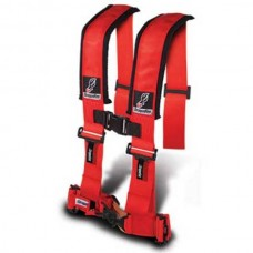 PAIR DragonFire H-Style 4-Point 3 Inch Harness Set Of 2