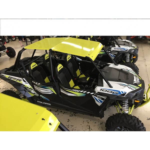 Utv Kingz Polaris Rzr 4 Xp 1000 900 Xp 4 Turbo Aluminum Roof