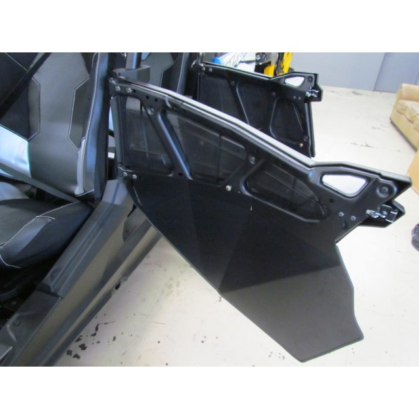 Polaris Ranger Xp 900 >> Polaris RZR XP 1000 /900 and XP Turbo Aluminum Lower Doors Inserts 2 DOORS MODELS
