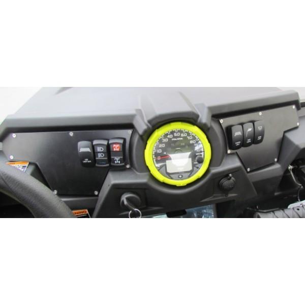 Polaris Rzr Xp 1000 4 Dash Switch Panel Set Of 2