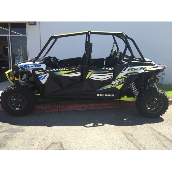 Polaris Rzr Xp 4 1000 900 Turbo Lower Half Doors Inserts