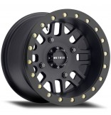 Polaris RZR Method 406 Bead Lock Satin Black Wheel