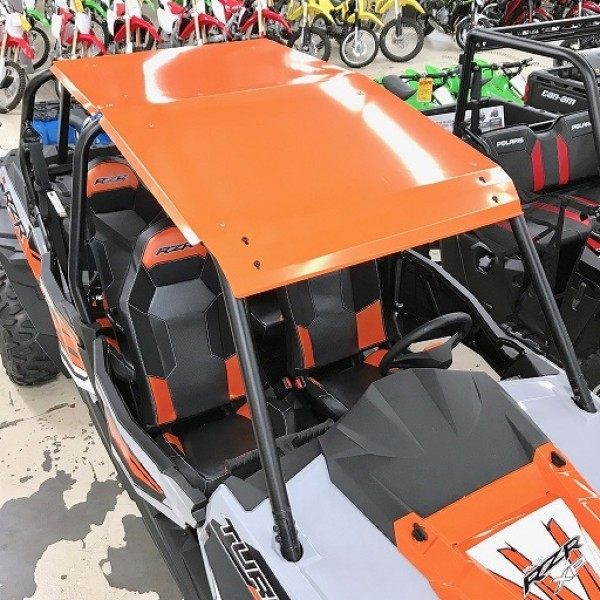 Awesome UTV KINGZ Polaris RZR 4 XP 1000 /900 XP 4 Turbo Aluminum Roof