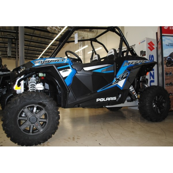 Polaris RZR XP 1000 /900 and XP Turbo Aluminum Lower Doors