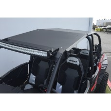 UTV KINGZ Polaris RZR-4 XP1000/900 XP-4 Turbo Aluminum Roof With 30'' LED Light Bar